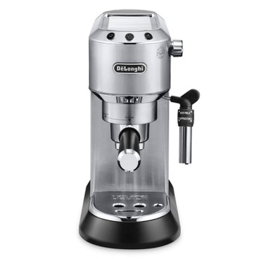 DELONGHI - 半自動咖啡機 EC685- 金屬色 - PC