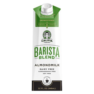 CALIFIA FARMS - Barista Blend Almondmilk unsweetened - 32OZ