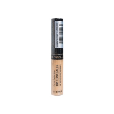 THE SAEM - Cover Perfection Tip Concealer 1 5 Natural Beige - 6.5G