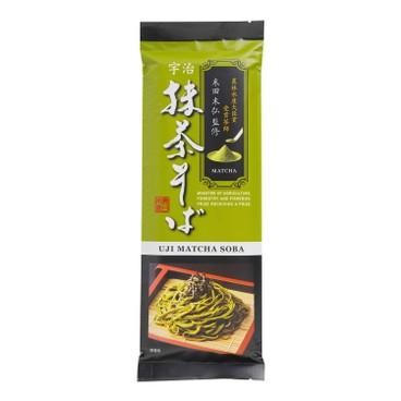 KANESU - 宇治抹茶蕎麥麵 - 200G
