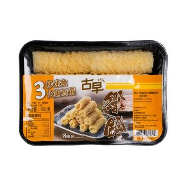 SAU TAO - Fried Beancurd Roll - 100G