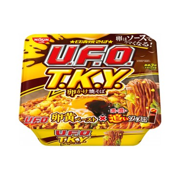 NISSIN - Ufo Noodle tokyo Egg With Soy Sauce - PC