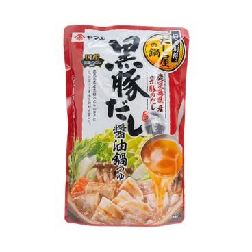 YAMAKI - Black Pork Soup Soy Sauce - 700G