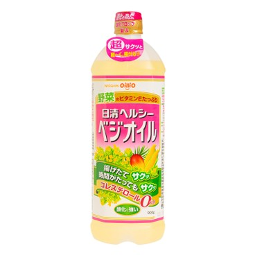 NISSIN - Healthy Veggie Oil - 900G