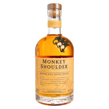 MONKEY SHOULDER - BLENDED MALT SCOTCH WHISKY - 700ML