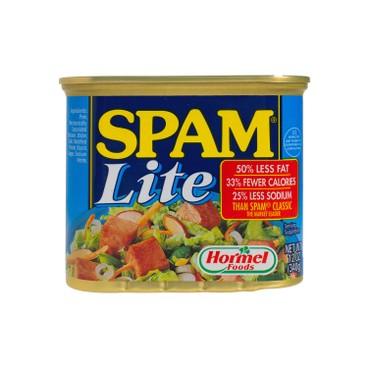 SPAM - 低脂午餐肉 - 340G