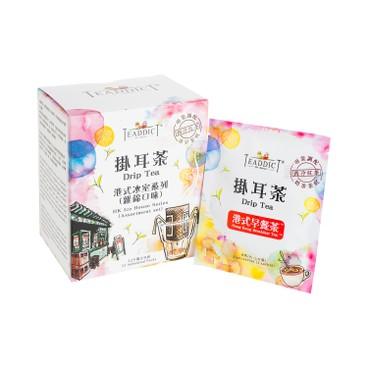 TEADDICT - Drip Tea hk Style Tea assorted - 12'S
