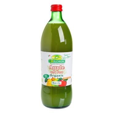 梅基利蘋果園 - 有機啤梨蘋果汁 - 750ML