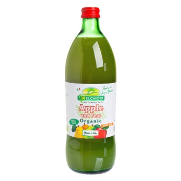 MELCHIORI - Organic Apple Pear Juice - 750ML