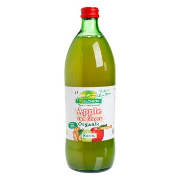 MELCHIORI - Organic Apple Ginger Juice - 750ML