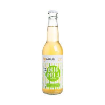 梅基利蘋果園 - 有氣蘋果汁 - 330ML