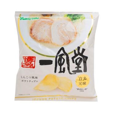 YAMAYOSHI - Ippudo Tonkotsu Potato Chips - 48G