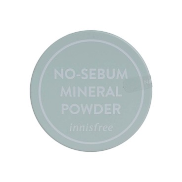 INNISFREE - No sebum Mineral Powder - 5G
