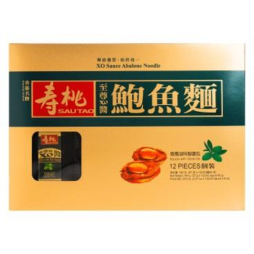 SAU TAO - Xo Sauce Abalone Noodle Gift Set - 764G