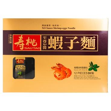 SAU TAO - Xo Sauce Shrimp eggs Noodle Gift Set - 764G