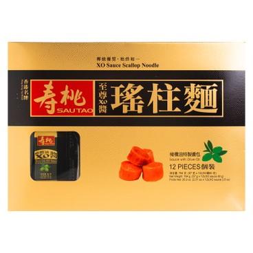 SAU TAO - Xo Sauce Scallop Noodle Gift Set - 764G