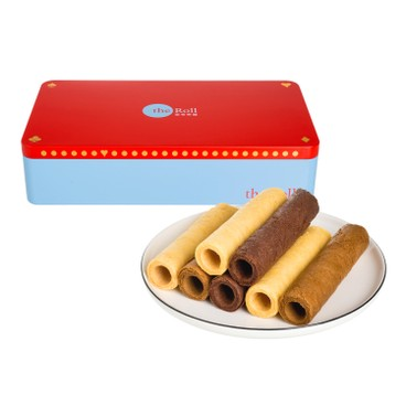 THE ROLL - EGG ROLLS-PREMIUM ASSORTED - 20'S