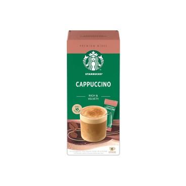 STARBUCKS 星巴克 - 即溶咖啡 -泡沫咖啡 - 4'S