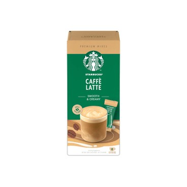 STARBUCKS - Latte Premium Coffee - 4'S
