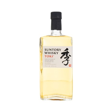 三得利 - TOKI季威士忌 - 700ML
