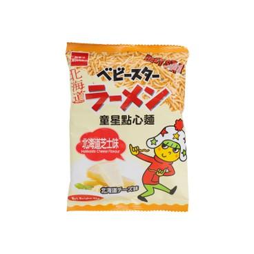 BABY STAR - Ramen Hokkaido Cheese Flavour - 41G