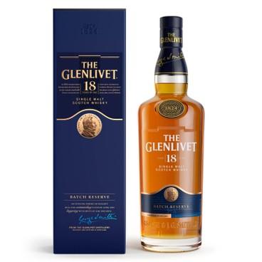格蘭利威 - 威士忌-18年 (單一麥芽) - 700ML