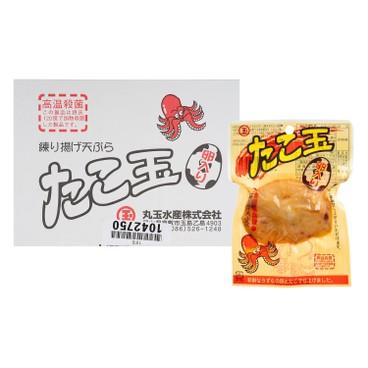 丸玉水產 - 八爪魚蛋夾心魚肉餅(原盒) - 15'S