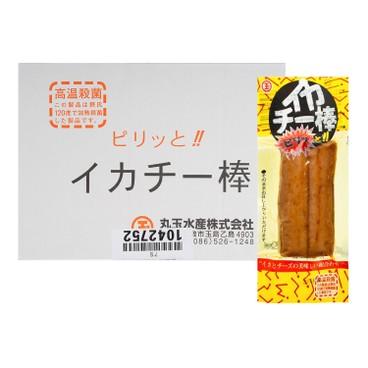 丸玉水產 - 芝士魷魚魚肉棒(原盒) - 15'S