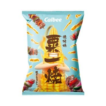 CALBEE - Grill A Corn Bbq - 80G