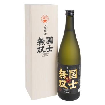 国士無双 - Sake Kokushi Musou - 720ML
