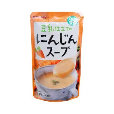 MARUSAN - Soya Carrot Soup - 180G