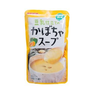 MARUSAN - Soya Pumpkin Soup - 180G