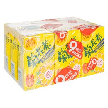 VITA 維他 - 低糖菊花茶 - 250MLX9