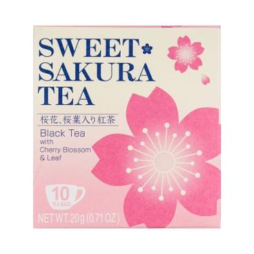 富澤商店 - 櫻花茶包-紅茶 - 2GX10