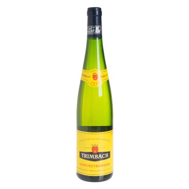 MAISON TRIMBACH - White Wine Alsace Gewurztraminer - 750ML