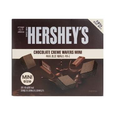 HERSHEY'S - HERSHEY'S 朱古力威化粒 - 100G