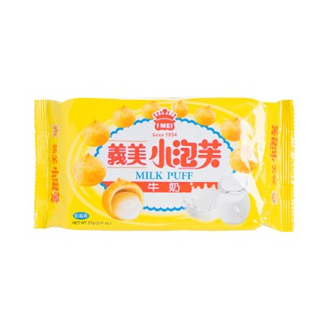 IMEI - Mini Puff Milk Flavor - 57G