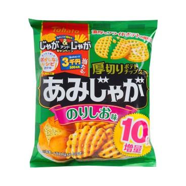 桃哈多 - 脆薯格- 海苔味 - 66G