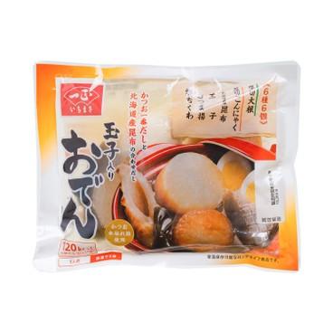 ICHIMASA - Kama Egg Oden - 430G
