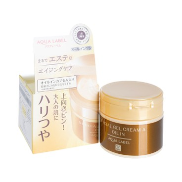 SHISEIDO - Aqualabel 5 In 1 Special Gel Cream - 90G