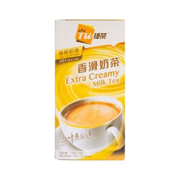 捷榮 - 三合一香滑奶茶 - 17GX12