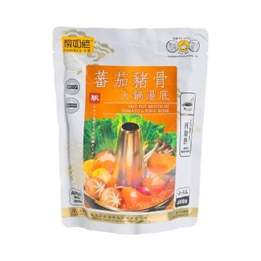 燉奶佬 - 蕃茄豬骨火鍋湯底(4-5人前) - 400G