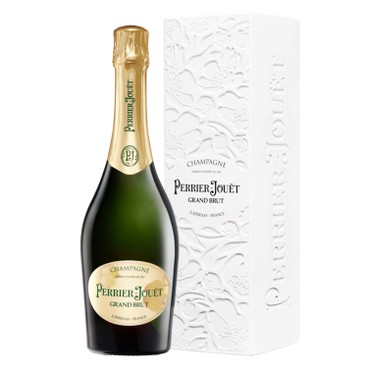 PERRIER JOUET - CHAMPAGNE - GRAND BRUT - 75CL