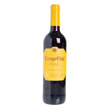 CAMPO VIEJO - Red Wine Rioja Tempranillo - 750ML