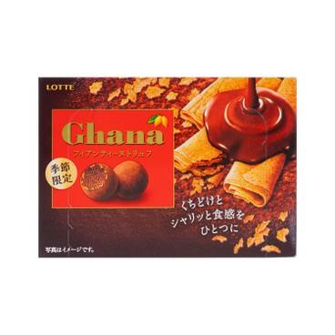 LOTTE - Toppo ghana Fiantine Truffle Chocolate - 49G