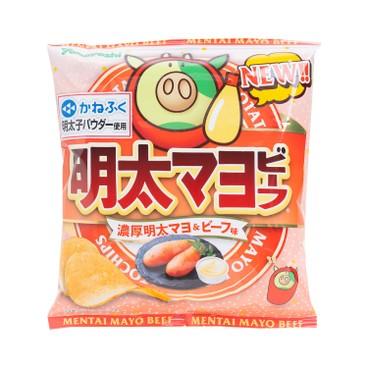 YAMAYOSHI - MENTAIKO CHIPS - 50G