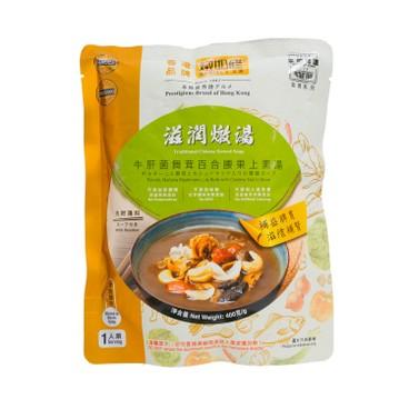 DANIEL'S - Porcini Maitaka Mushroom Lily Bulb With Cashew Nut In Soup - 400G