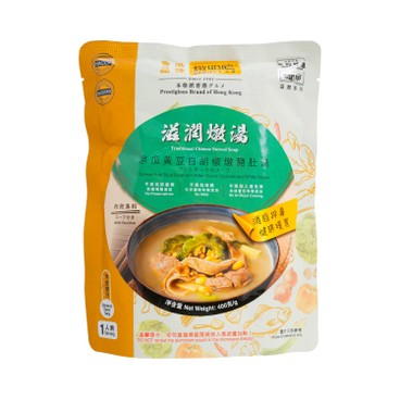 DANIEL'S - Chinese Pork Tripe Soup With Bitter Gourd Soybean And White Pepper - 400G