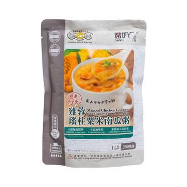 DANIEL'S - Minced Chicken Congee With Conpoy Corn Pumpkin - 350G