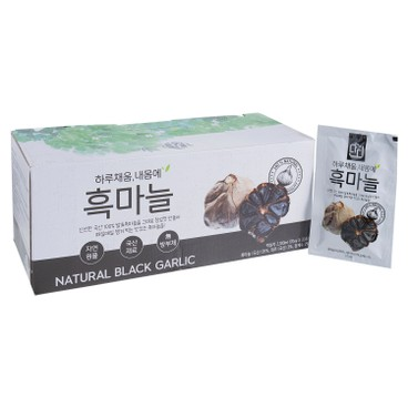 DANDI FOOD - Black Garlic Juice - 70MLX30